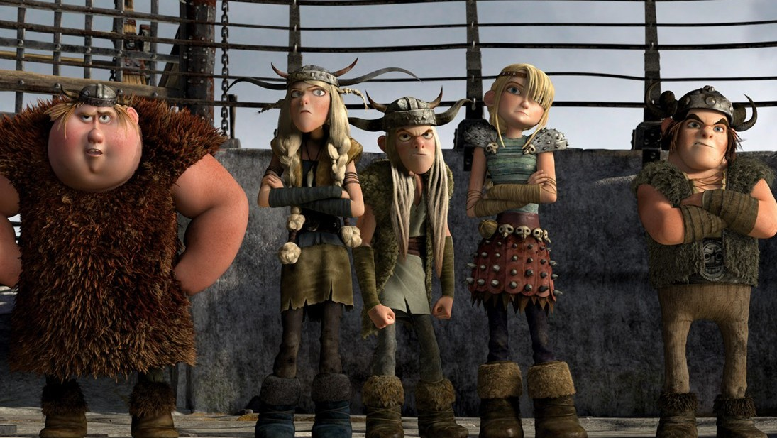 17. How to Train Your Dragon