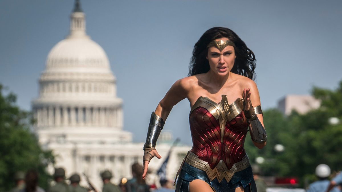 19. Wonder Woman 1984