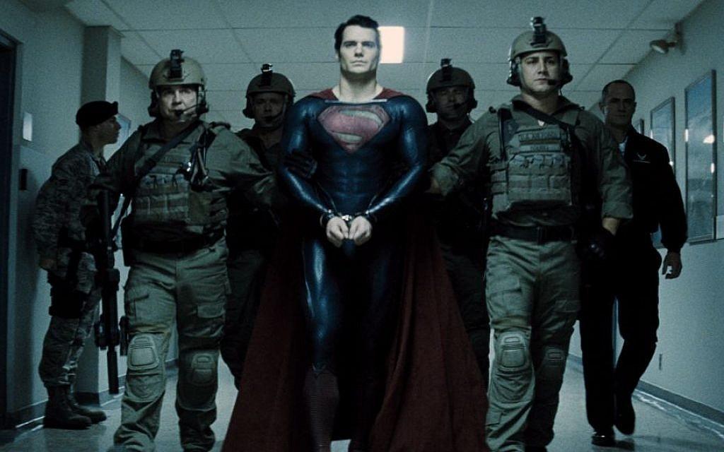 2. Man of Steel