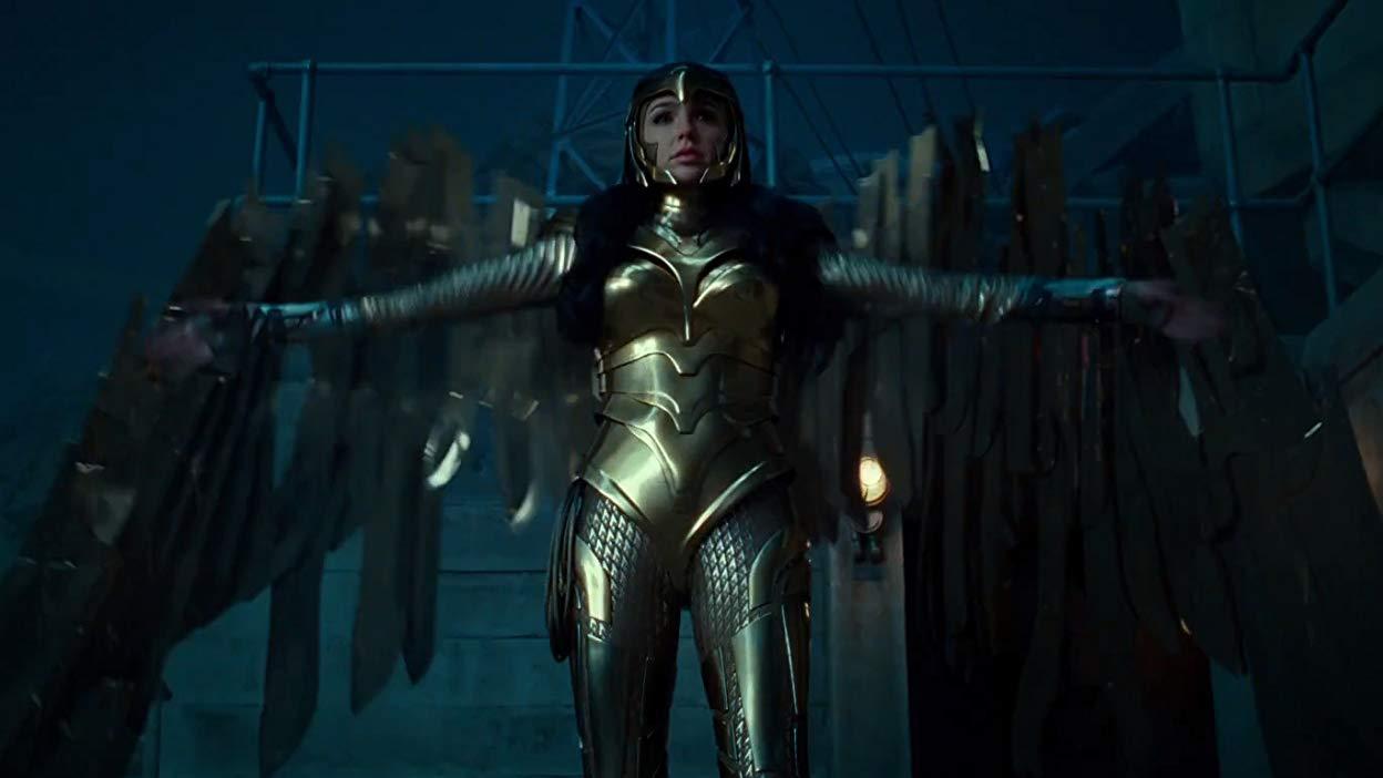 20. Wonder Woman 1984