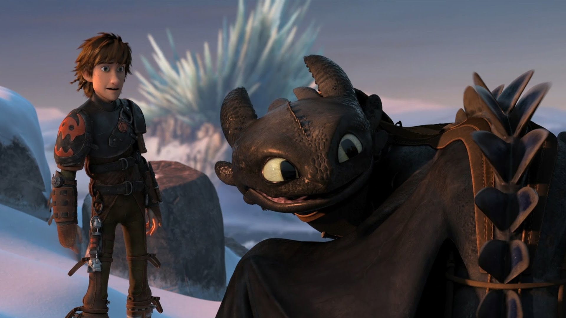 27. How to Train Your Dragon 2