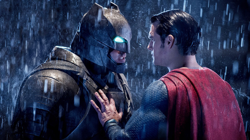 3. Batman v Superman Dawn of Justice