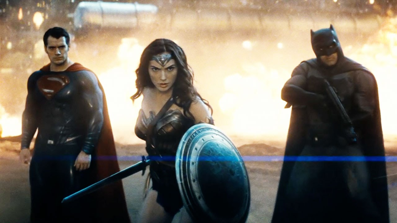 4. Batman v Superman Dawn of Justice