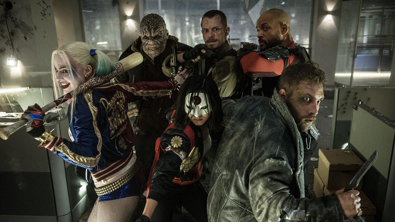 5. Suicide Squad