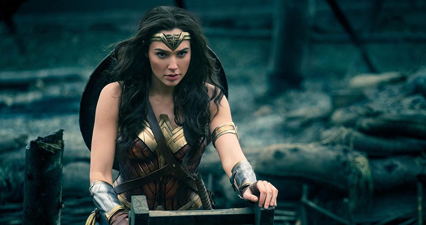 8. Wonder Woman
