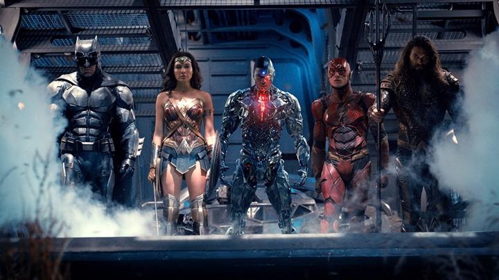 9. Justice League