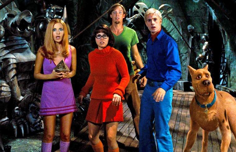 1. Scooby-Doo