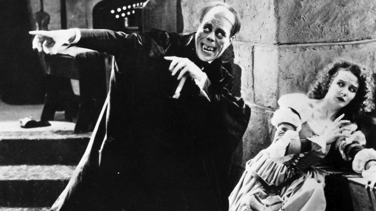 1. The Phantom of the Opera
