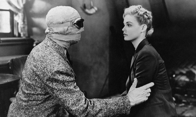 13. The Invisible Man Returns