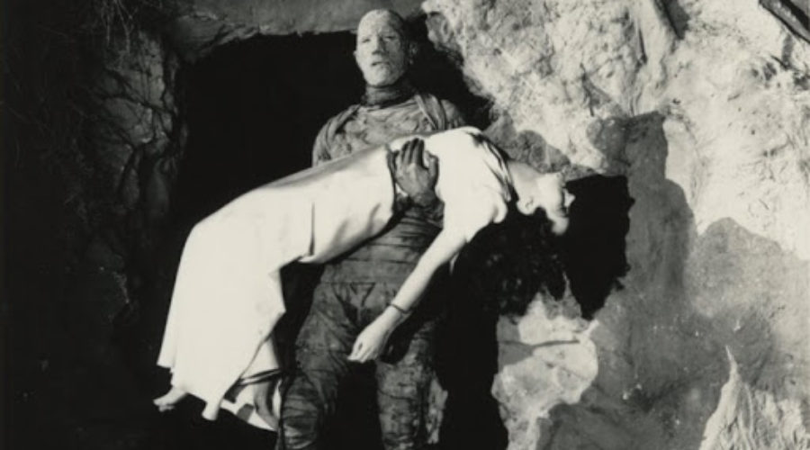 14. The Mummy's Hand