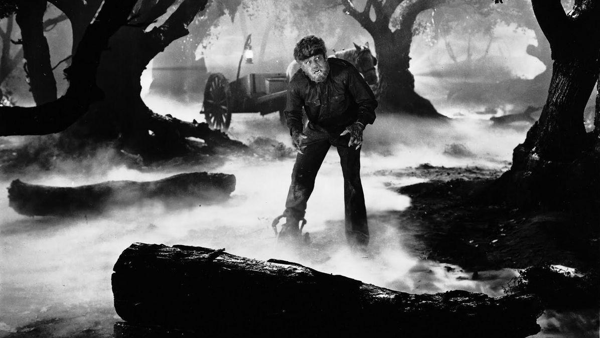 17. The Wolf Man