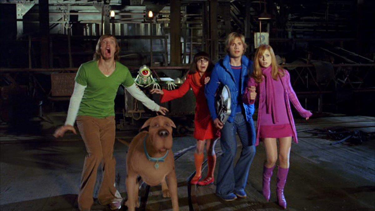 2. Scooby-Doo 2 Monsters Unleased