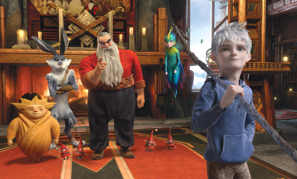 23. Rise of the Guardians