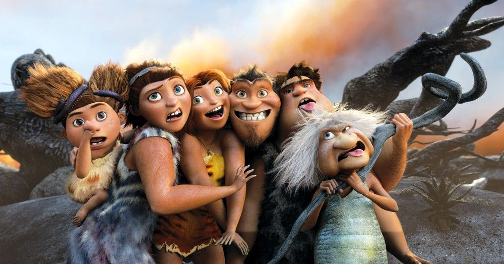 24. The Croods
