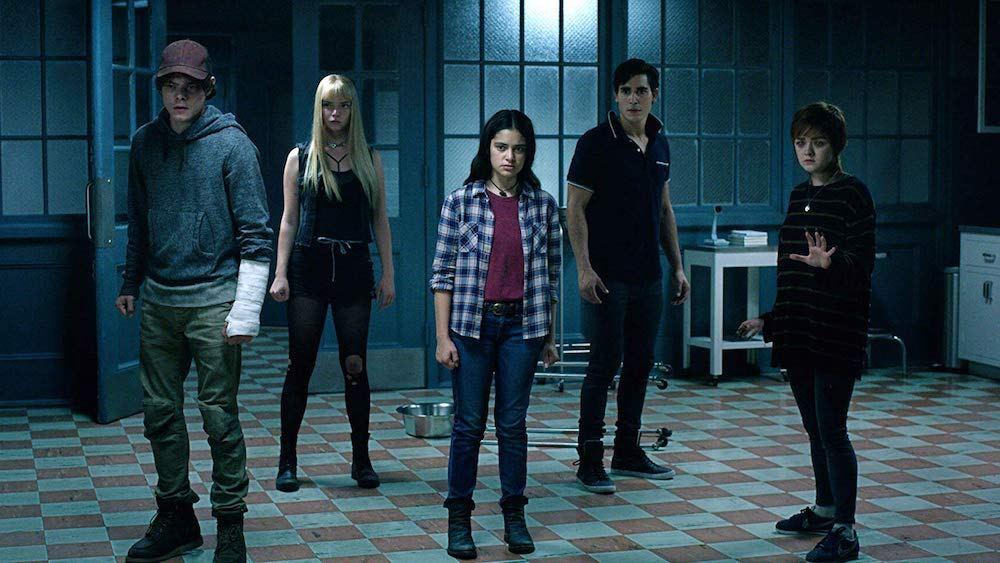 25. The New Mutants