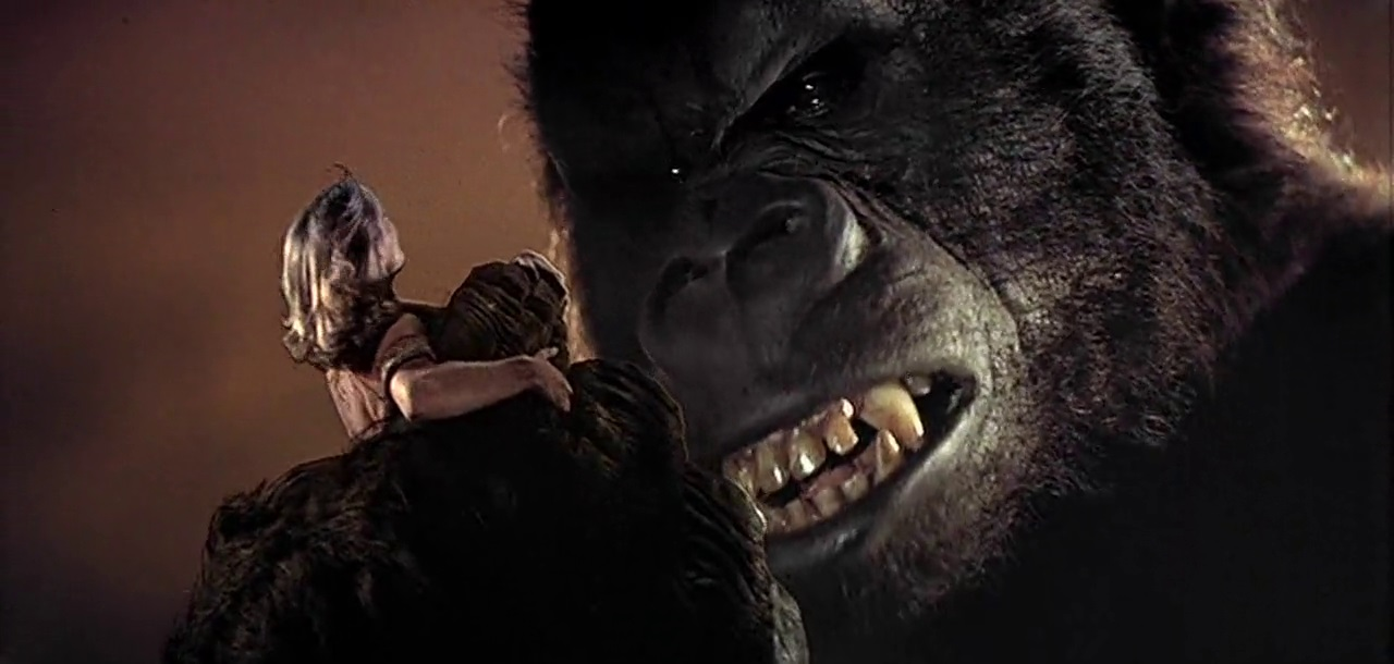 4. King Kong 1976