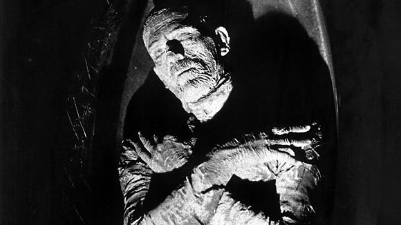 6. The Mummy