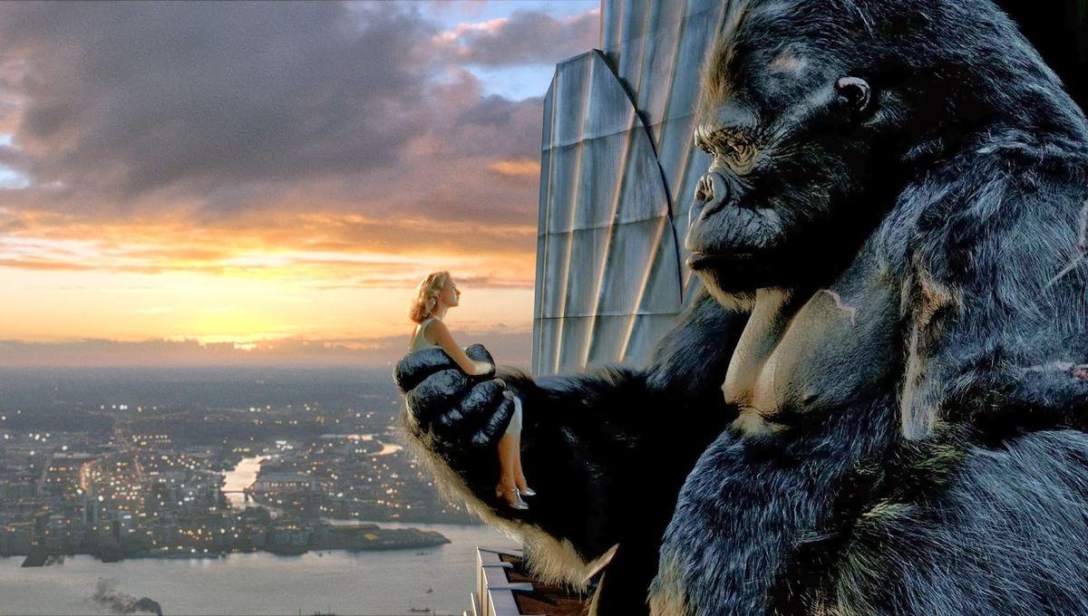 7. King Kong 2005