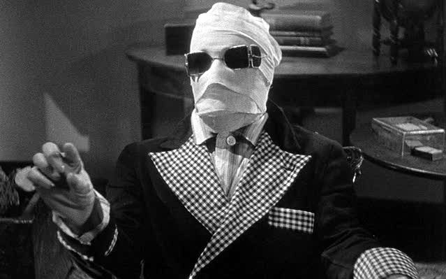7. The Invisible Man