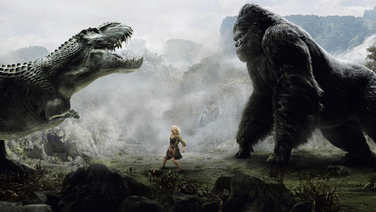 8. King Kong 2005