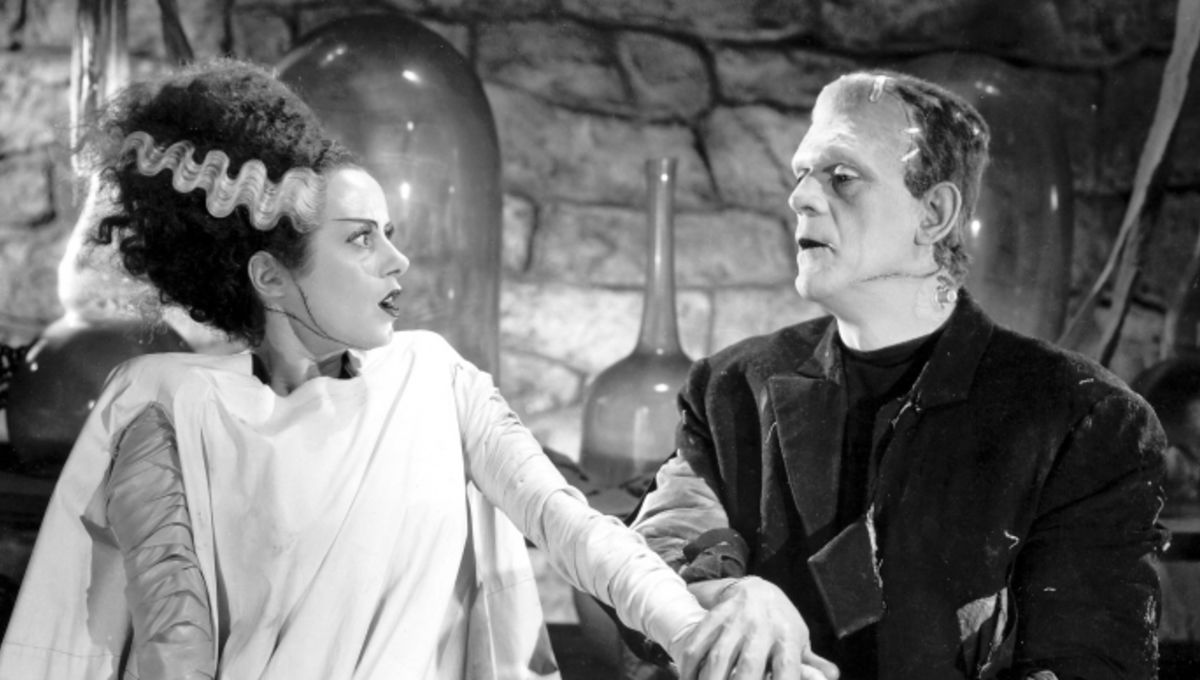 8. The Bride of Frankenstein