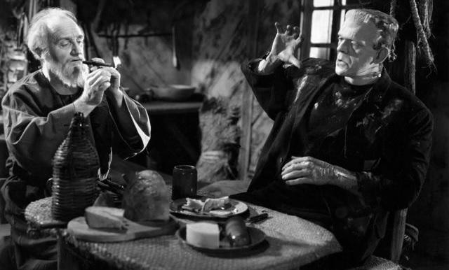 9. The Bride of Frankenstein