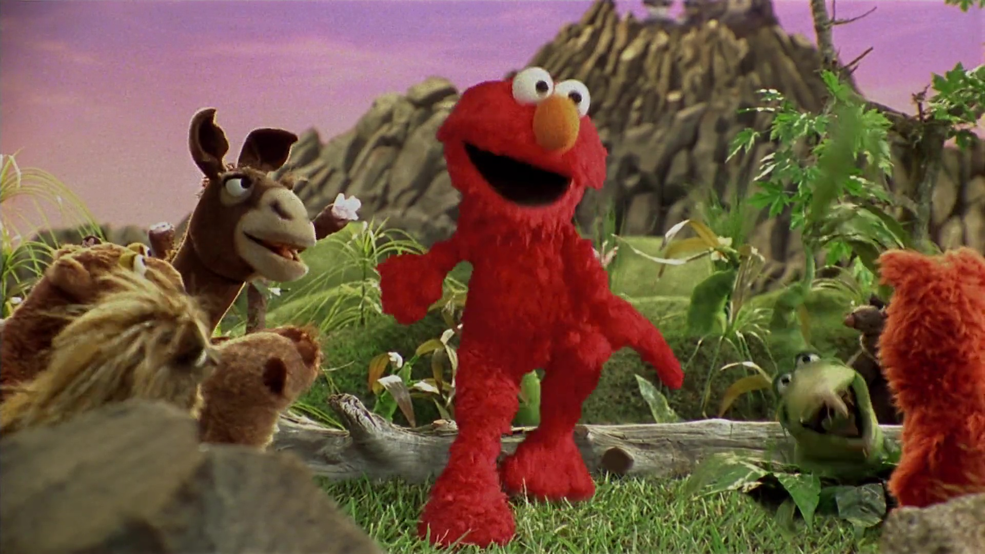 11. The Adventures of Elmo in Grouchland