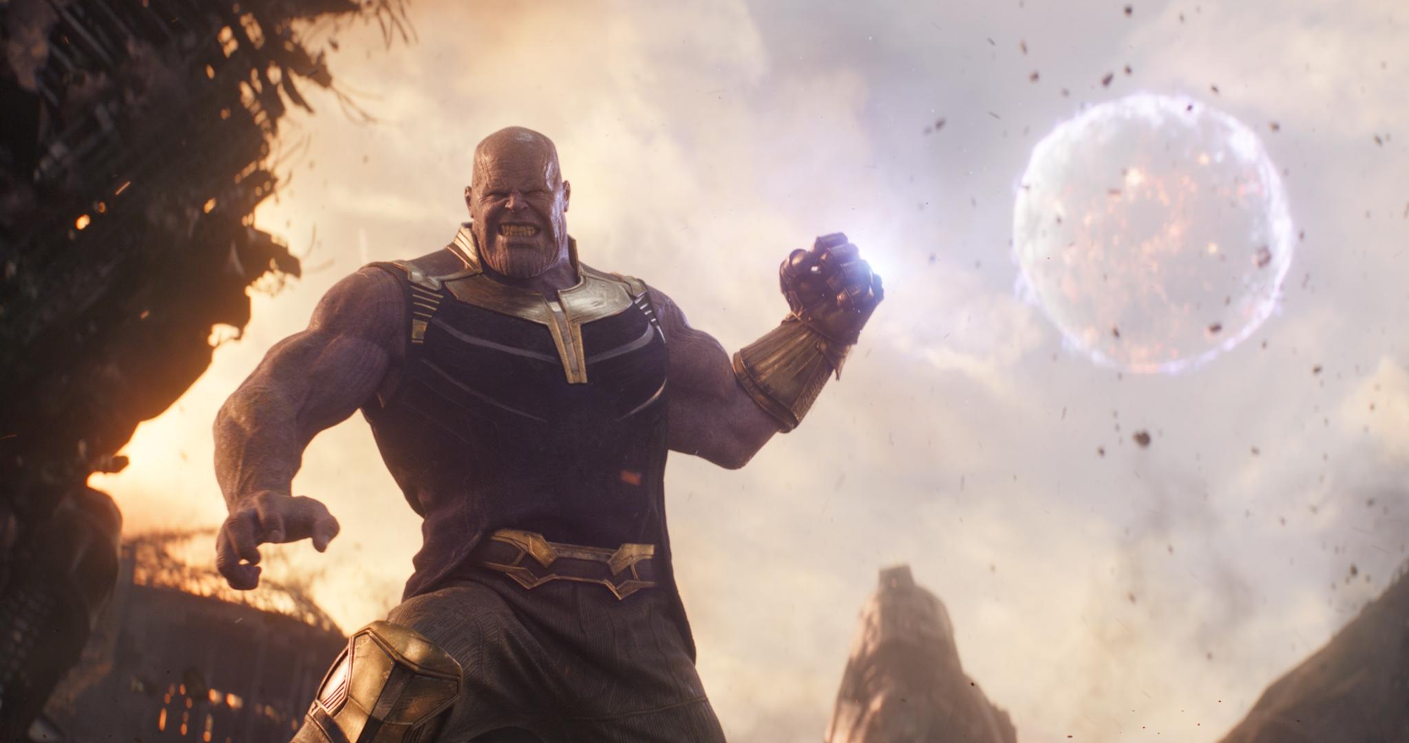39. Avengers Infinity War