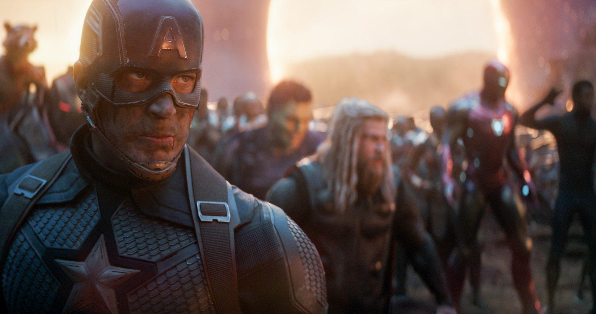 46. Avengers Endgame
