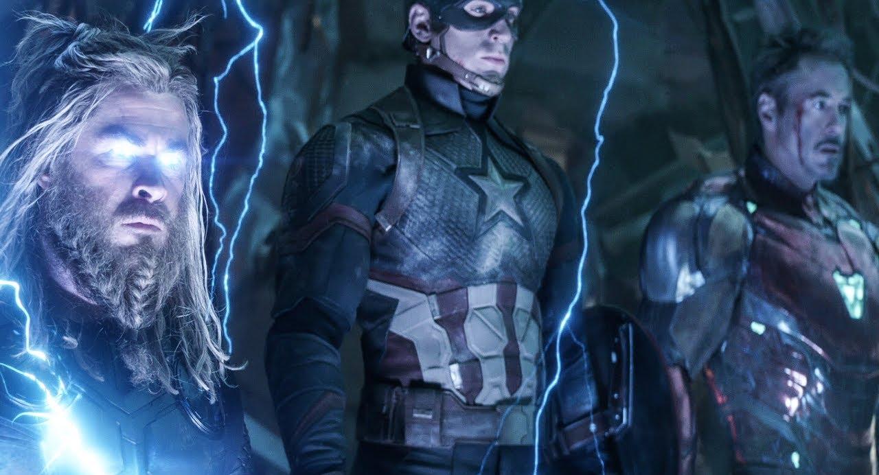 49. Avengers Endgame