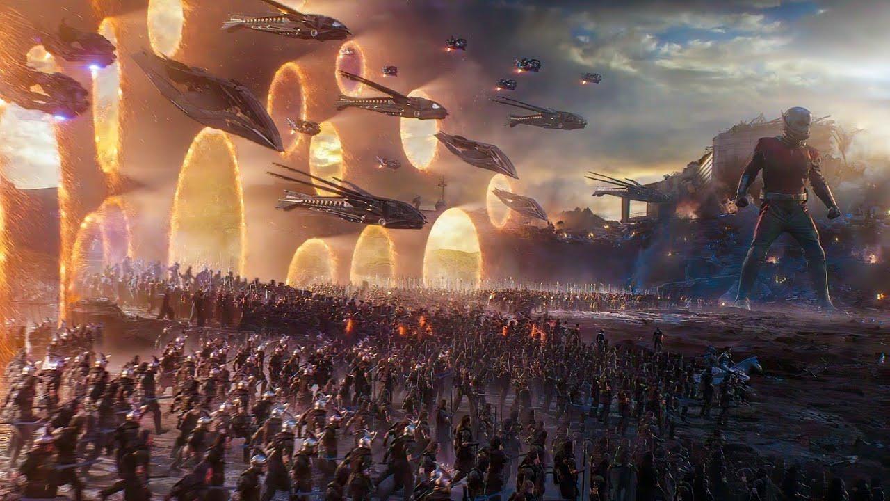 50. Avengers Endgame