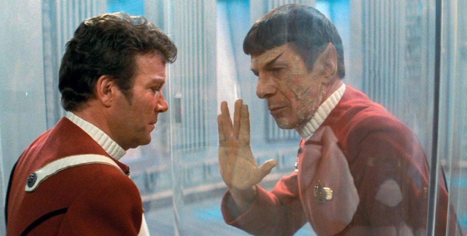 2. Star Trek II The Wrath of Khan