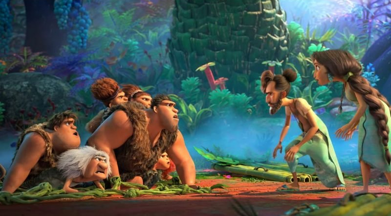 37. The Croods A New Age